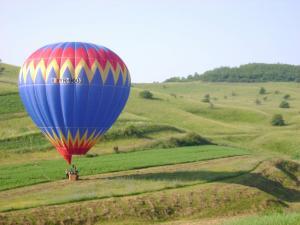 Inchiriere balon cu aer cald