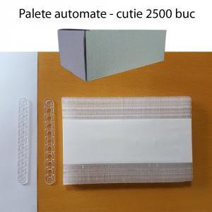 Palete Lux automate 90mm cutie 2500 buc