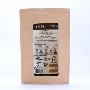 Brasil Cerrado cafea boabe Proaspat Prajita 500g