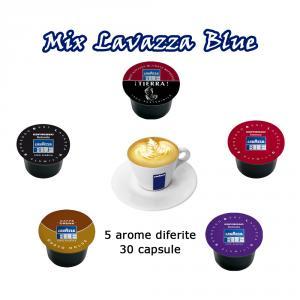 Mix capsule Lavazza Blue 30 buc