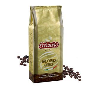 Carraro Globo Oro cafea boabe 1kg