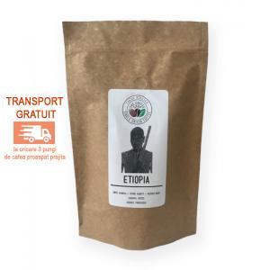 Etiopia Sidamo cafea boabe Proaspat Prajita 500g