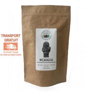 Nicaragua cafea boabe Proaspat Prajita 500g