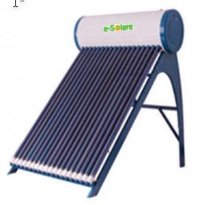 Panou solar presurizat compact