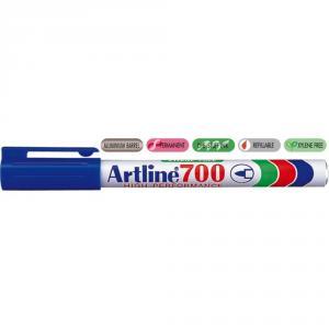 Permanent marker ARTLINE 700, corp metalic, varf rotund 0.7mm