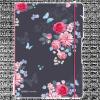 Caiet my.book flex a5 40 file ladylike flowers herlitz