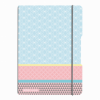 Caiet my.book flex a4 2x40 file dictando+matematica graphic pastels