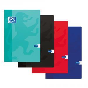 Caiet A4, 36 file, 90g/mp, coperta carton soft OXFORD School