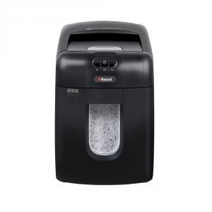 Distrugator documente automat Auto+ 130M, 130 coli, P5, micro-cut (particule) REXEL