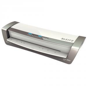 Laminator A3, 80 - 175 microni, argintiu, iLAM Office Pro LEITZ