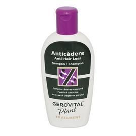 Sampon anticadere, Gerovital Plant Tratament, 200 ml