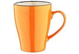 Cana ceramica portocalie 320 ml Blaumann BL-2034-4