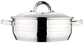 Cratita inox cu capac 22 cm Blaumann BL-1002 - Gourmet Line