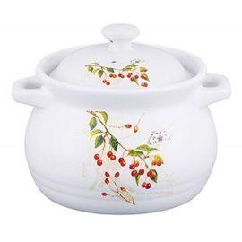 Cratita ceramica cu capac 1.8 L Vabene WB 30902
