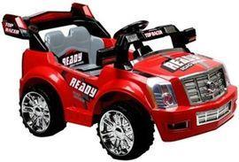 Masinute electrice agrement cu 2 viteze acumulator si telecomanda pentru copii model Offroad  HC2288 12V