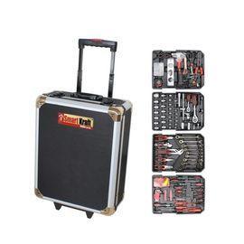 Trusa scule 186 piese cu geanta mobila Smart Kraft SK-0004