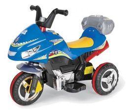Motocicleta electrica pentru copii cu baterie 6V Best Laux 8111