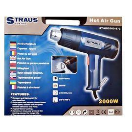 Pistol Straus Austria cu aer cald 2000W