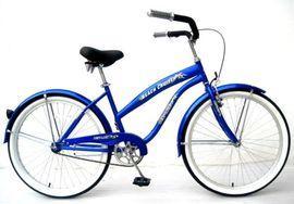 "Bicicleta de oras 26"" Beach Cruiser Best Laux B2602"