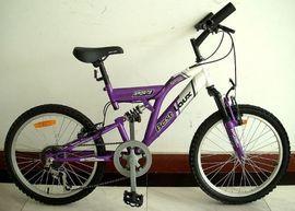 "Bicicleta Mountain Bike 20"" cu suspensie Best Laux Air Force BAF20"