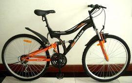 "Bicicleta Mountain Bike 26"" cu suspensii Best Laux Butterfly DBUT26"