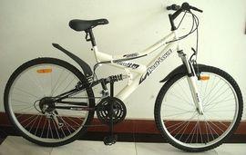 "Bicicleta Mountain Bike 24"" cu suspensii Best Laux Buffalo BBUF24"