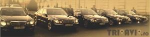 Mercedes class s de inchiriat