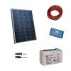 Kit fotovoltaic 20wp - consumatori 12v c.c.