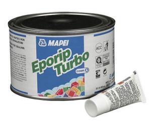 Rasina poliesterica bicomponenta pentru repararea fisurilor din substrat EPORIP TURBO-Mapei