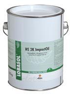 Ulei bicomponent fara solvent, 100 % substanta uscata LOBASOL HS 2K Impact Oil-Loba