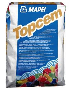 Ciment aditivat pentru sapa de egalizare TOPCEM-Mapei