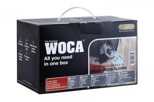 Kit pentru curatarea si intretinerea pardoselilor din lemn uleiate, MAINTENANCE BOX