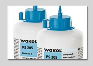 Rasina corectoare, bicomponenta, pentru repararea crapaturilor din sape PS 205-Wakol