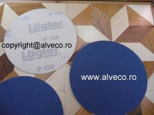 Disc Velcro 203 mm, G120-Lagler