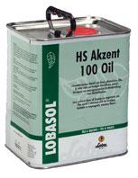 Ulei dens,fãrã solvent, pe baza de uleiuri de plante LOBASOL HS Akzent 100 Oil-Loba