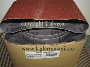 Banda abraziva 200x750 mm, G24-Lagler
