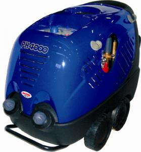 Aparat de curatat cu inalta presiune cu apa calda PH3025