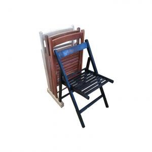 Scaun pliant lemn