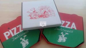 Cutii carton pizza