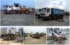 Prestari servicii,transport nisip,balast,pietris,inchirieri utilaje de