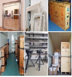 Transport echipament film,teatru,muzica si opere arta