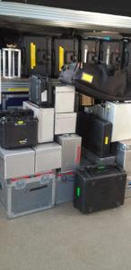 Transport aparatura electronica si medicala