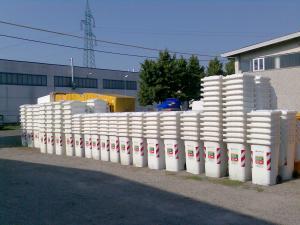 Europubele containere gunoi