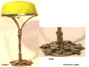 Lampa decor