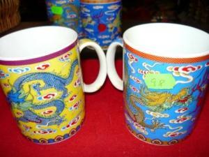 Obiecte traditionale chinezesti