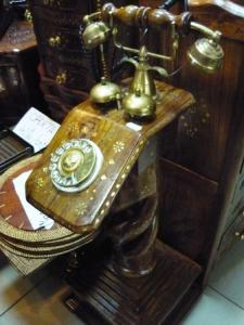 Telefon, model vintage - 01