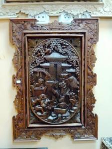 Tablouri din lemn, sculptate - 02