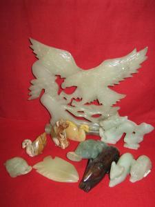 Figurine din jad 1