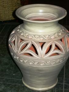 Vaza decorativa din ceramica 1