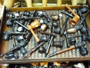 Pipe, diferite materiale